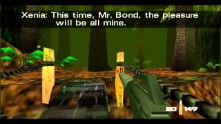 GoldenEye 007 N64 - Jungle - 00 Agent