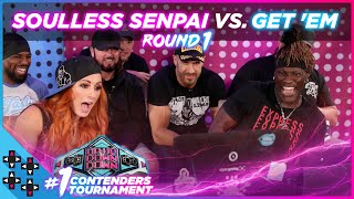 BECKY LYNCH vs. R-TRUTH - Round 1: UpUpDownDown Championship No. 1 Contenders Tournament