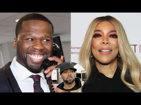 50 Cent CL0WNS Rapper Method Man After Wendy Williams ADMITTED She SIept W/ Him Yrs Ago