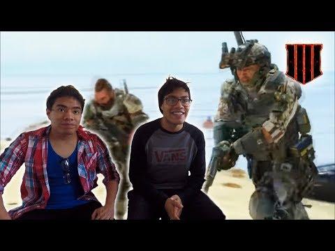 Reacción - Call of Duty Black Ops 4  - Trailer multijugador