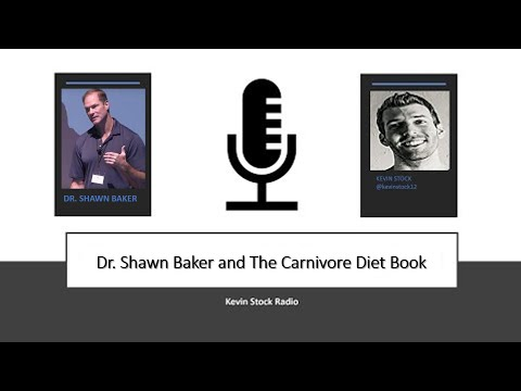 Dr. Shawn Baker - The Carnivore Diet Book thumbnail