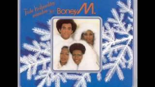 Boney M., Feliz navidad-White Chritsmas.