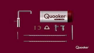 Quooker installation - Sådan monterer du Quookers 3liters beholder PRO3-VAQ B