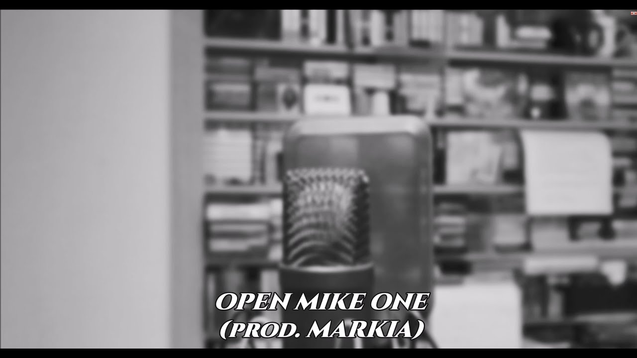 K-WAK - Open Mike One (prod. MARKIA) [Official Video]