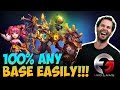How to 100% Any Base in Guild Wars EASY Castle Clash