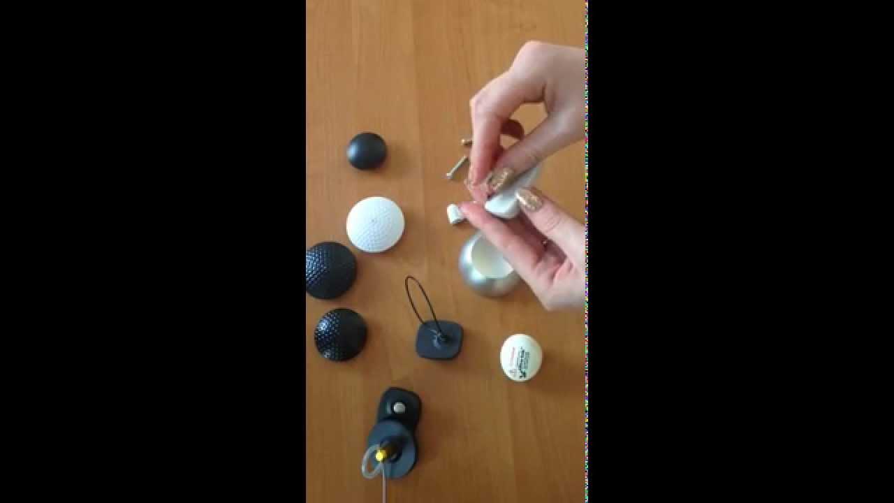 Универсальный магнит съёмник для одежды (усиленный съёмник .