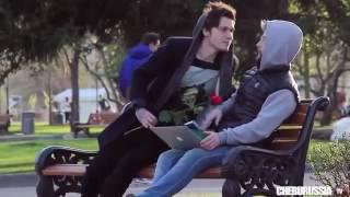 Гей пикап пранк Gay pick up prank