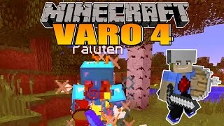 VIERTER KAMPF! 1 TOTER SPIELER! - Minecraft VARO 4 #38
