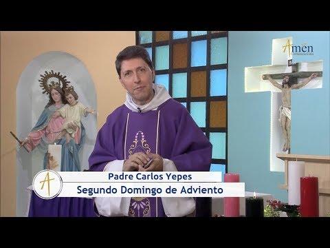 Eucaristía Digital. Santa Misa Dominical. Domingo 9 de Diciembre de 2018