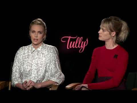 Charlize Theron & Mackenzi Davis Tully Full Interview