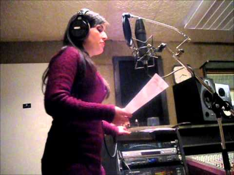 MaYaN Vocal recordings - Laura Macrì (OFFICIAL)