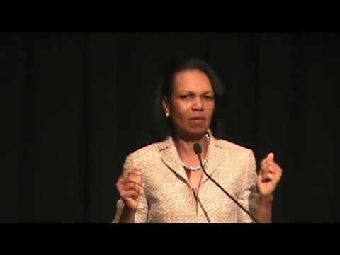 Dr.Condoleezza Rice at Congressman Ed Royce's 2015 Women's Conference