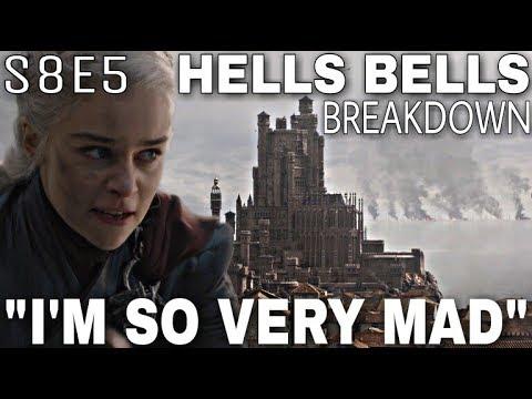 "S8E5 ""The Bells"" Breakdown! - Game of Thrones Season 8 Episode 5 (The Bells)"