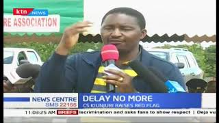 Murang\'a stalled projects: CS Kiunjuri fires warning to contractors over delays
