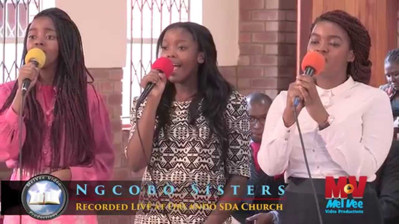 GOSPEL ACAPELLA || Ngcobo Sisters || Total Praise || LIVE ACAPELLA GOSPEL  MUSIC