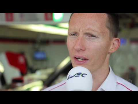 Interview - Mike Conway - Toyota #6