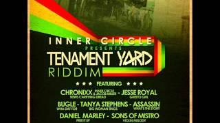 Inner Circle Ft  Chronixx & Jacob Miller - Tenement Yard (News Carrying Dread) (Dub)