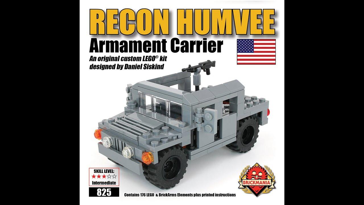 Brickmania Humvee Images - Reverse Search