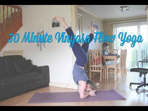 30-minute-vinyasa-flow-yoga-&-forearm-stand