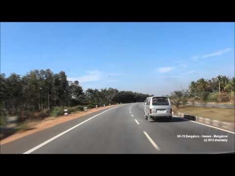 NH-75 : Bengaluru Hassan Mangalore Highway (2013)