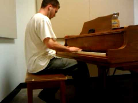 """Kris Allen Feat Pat Monehan - """"The Truth"""" (Piano Cover)"""