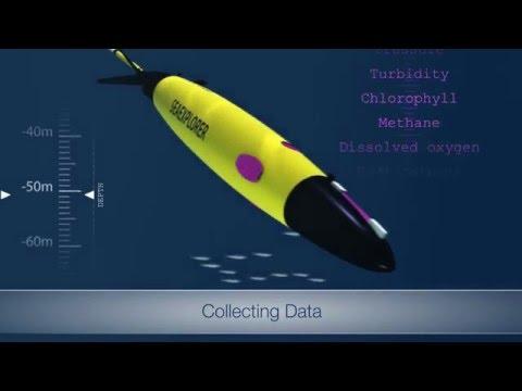 SEAEXPLORER Underwater Glider