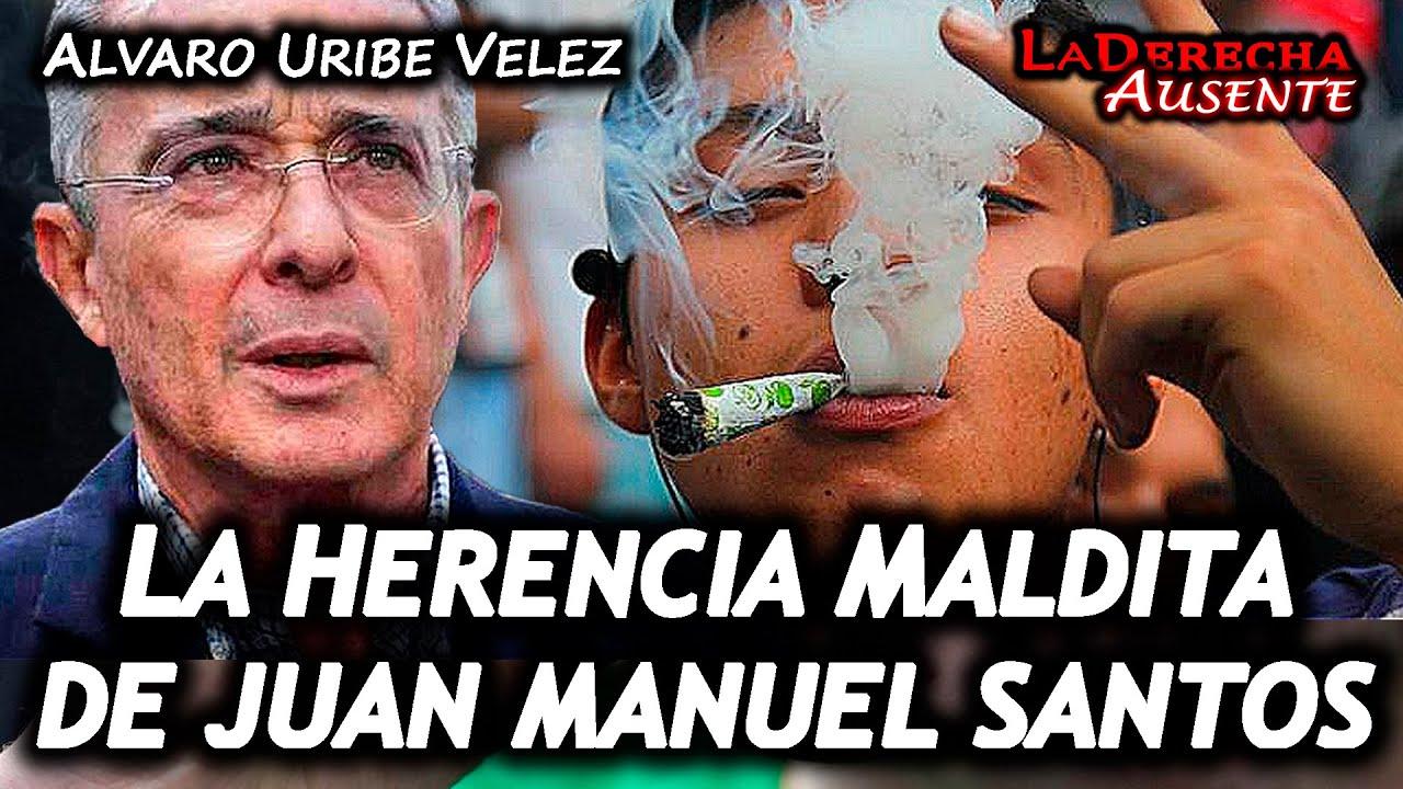 LA HERENCIA FARCSANTOS // Álvaro Uribe Vélez