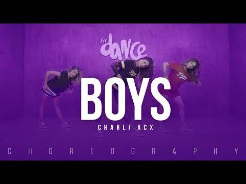 Boys - Charli XCX | FitDance Life (Choreography) Dance Video
