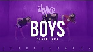Boys - Charli XCX | FitDance Life (Choreography) Dance Video
