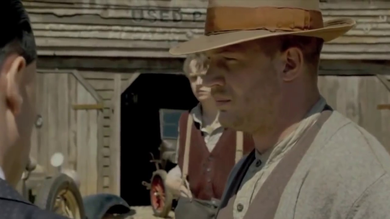 Download Lawless (2012) Don't you ever touch me again...
