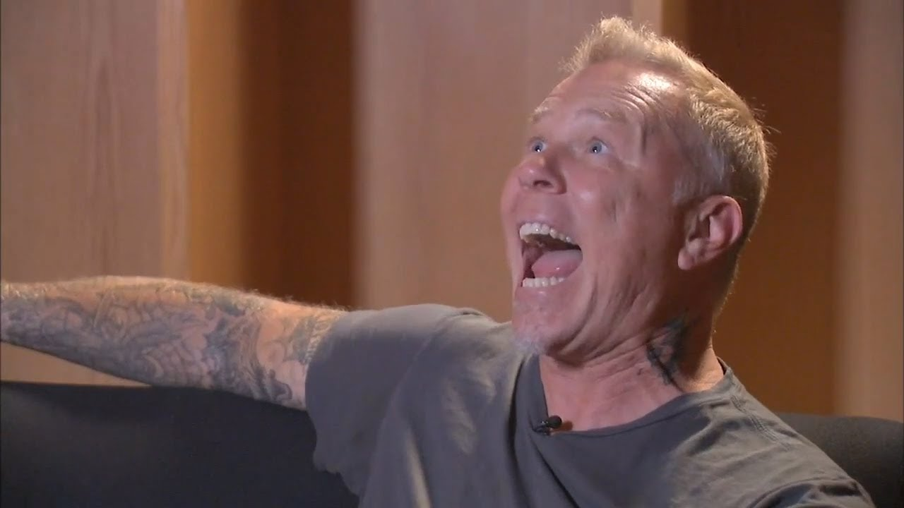 metallica 39 s james hetfield shares why he loves chicago jun 18 2017 youtube. Black Bedroom Furniture Sets. Home Design Ideas