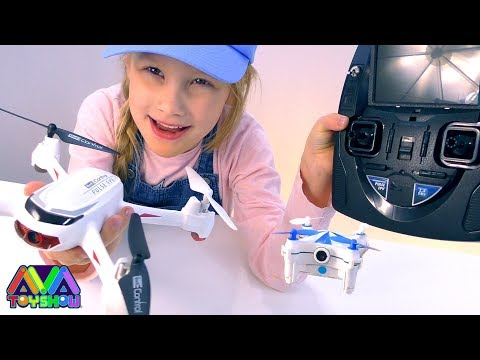 Drones for kids Pulse FPV Quadcopter and CX-OF Quad copter