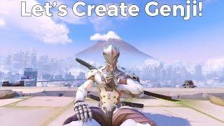 Let's Create Genji! - Blueprints #1 [Unreal Engine 4]