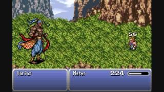 Final Fantasy VI Advance - Part 12: Blitz