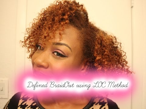 Super Defined Braid Out using LOC Method...