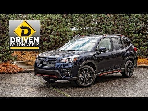 Driven- 2019 Subaru Forester Sport