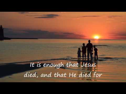 My Faith has Found a Resting Place(with lyrics) by Daniel and Emma Lynn Glick