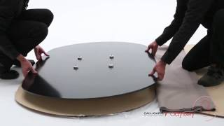 Calligaris Odyssey Table Cs4043 Assembly Instructions Video