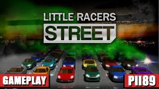 Little Racers Street HD Gameplay