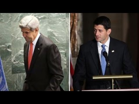 Paul Ryan accuses the Obama administration of coddling Iran