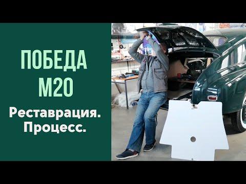 Реставрация Победы М20.