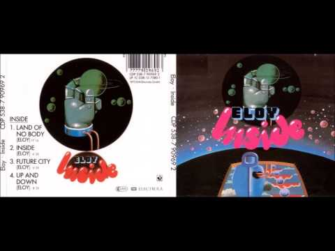 Eloy: Inside (1973) [Full Album]