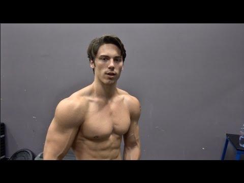 Full Training Video - Fasted and Shredded | Brad Pitt Troy ...