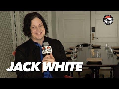 "Jack White Talks ""Boarding House Reach"", Chris Rock, Black Mirror, Third Man Records & More!"
