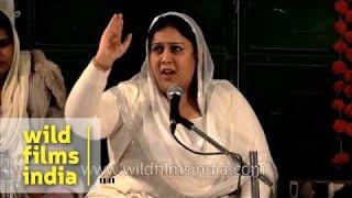 Sufi singer Ragini Rainu : India