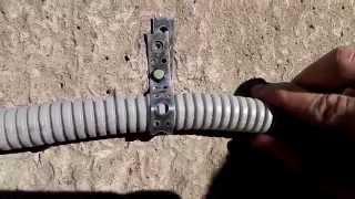 видео Монтажный кабель