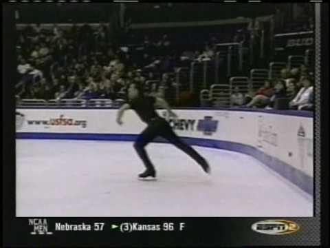 Michael Weiss - 2002 U.S. Figure Skating Championships, Men