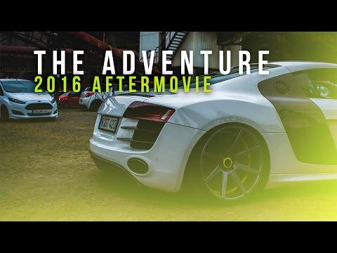 The Adventure 2016 - Aftermovie