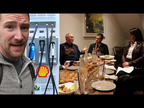 Contactless Payment Coming - A Charging Roundtable