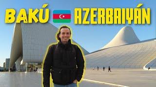 Esta es Bakú, la ciudad más moderna del Cáucaso | AZERBAIYÁN #1 🇦🇿
